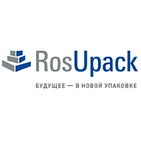 rosupack exhibition logotype